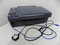 Epson DX8400 printer . scanner , copier with cables