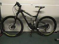 Haibike xduro HardSeven 4.0 mountain bike