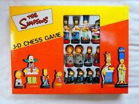 3D chess game – The Simpsons – NEW