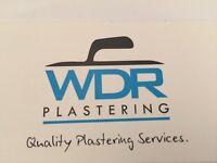 Plasterers labourer or improver