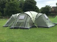 Outwell Hartford XL family tent