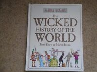"Horrible Histories Book - ""The Wicker History of the World"""