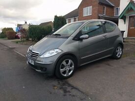 Mercedes A180 2.0 Diesel CDI 2007 - Panoramic Electric Sunroof