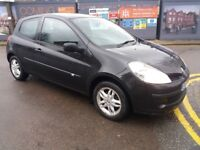 1.2 RENAULT CLIO 2007 YEAR MANUAL PETROL 62000 MILES MOT 06/05/2019 HISTORY 3 MONTHS WARRANTY...