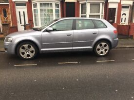 Audi A3 sports 1.9 tdi Special edition 12 monts MOT