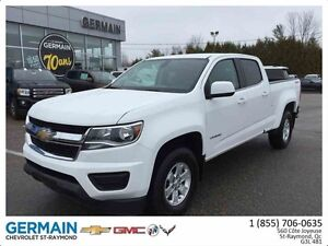 2017 CHEVROLET COLORADO 4WD CREW CAB