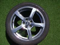 VAUXHALL ASTRA ALLOY WHEEL FOR GTC. OR VXR AND SOME INSIGNIAS