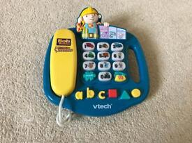Bob the builder vetch toy