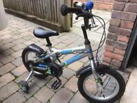 """Dawes Blowfish 14"""" Child's Bike"""
