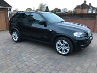 BMW X5 40d SE X Drive With Full BMW Service History and Low Milage