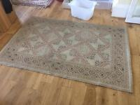 Living room/bedroom rug