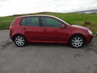 2005 Volkswagen Golf 1.6 FSI 5 door