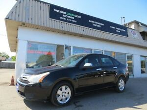 2010 Ford Focus AUTOMATIC, LOADED, CERTIFIED
