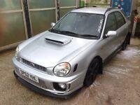 Subaru Impreza WRX Wagon 275bhp