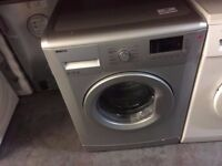 BEKO 6KG WASHING MACHINES SILVER RECONDITIONED