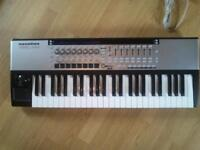 Novation 49 SL MkII MIDI keyboard