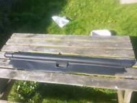 Vauxhall zafira boot cover,parcel shelf