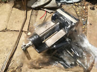 Unused cross slide XY axis vice with 3inch jaw for mill or drill