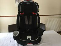 Graco car seat (9mths - 12yrs)