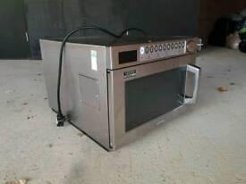 Samsung 1200 watt industrial microwave
