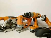Worx cordless power tools 18v