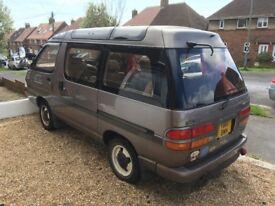 Toyota Townace 2.2td Camper/MPV/Van.