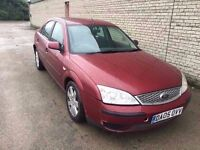 Ford Mondeo 2.0 TDCi SIII LX 5dr (DIESEL) 2005