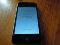 iPhone 4, Unlocked, 32GB, Black