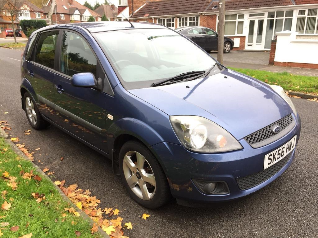 FORD FIESTA 1.4 FREEDOM 2007 REFISTERED CLEAN LITTLE CAR