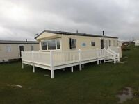 35 x 18 holiday caravan to rent on sandy bay holiday park ashington