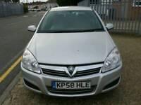 2008 (58 reg) Vauxhall Astra 1.7 CDTi ecoFLEX🔶🔷🔶DIESEL🔶🔷🔶6 SPEED🔶🔷🔶£30 TAX🔶🔷🔶