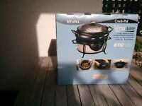Ravel Crock Pot / Slow cooker 4.7l