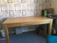 Office desk for sale complete with chair