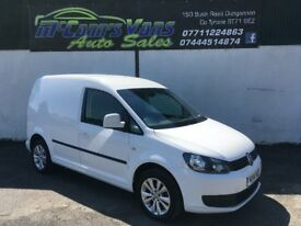 2014 CADDY TRENDLINE 1 UK OWNER FROM NEW MINT CONDITION*FINANCE AVAILABLE*