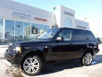 2012 Land Rover Range Rover HSE LUX 4WD Leather Nav Sunroof 20 A