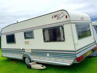 Lmc 4 berth caravan 2002