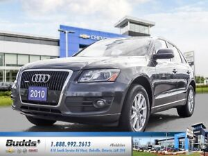 2010 Audi Q5 3.2 Premium SAFETY AND RECONDITIONED