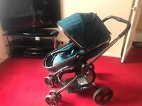 Baby pushchair/buggy full set needs to go asap we can also negotiate price