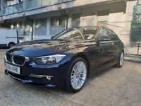 BMW 318D Luxury 2014 (64) Automatic Saloon Executive Style Diesel Warranty until 2021