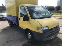 2001 Y reg Citroen Relay 2.5 diesel Box Van Good Runner