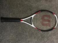 Wilson Power Hybrid Tennis Racket