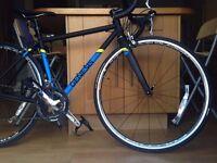 Genesis Volare 10 50cm steel frame road bike *AS NEW*