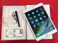 Apple iPad Mini 3 64GB, WiFi, White, +WARRANTY, NO OFFERS