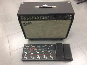 Amplificateur guitare FENDER Cyber Twin PR393 + Footswitch ***Excellente Condition*** #P027122