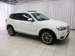 2015 BMW X3 28i x-DRIVE SUV w/ PREMIUM ENHANCED PACKAGE, NAV,