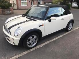 2006(56) Mini One 1.6 Convertible - Full Service History - 6mth warranty