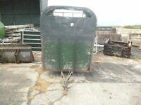 calf/ sheep or gardening trailer price reduced