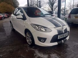 Mazda2 1.5 Sport 3dr Petrol, Alloys, Perfect Condition WARRANTY, CARD PAYMENTS, CAR4YOU DRIVE AWAY
