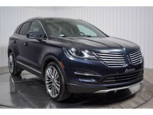 2015 Lincoln MKC AWD 2.3L TURBO CUIR TOIT PANO NAV MAGS