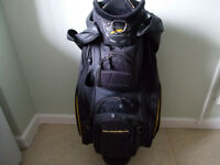 Powakaddy Large Golf Bag in Excellent Condition